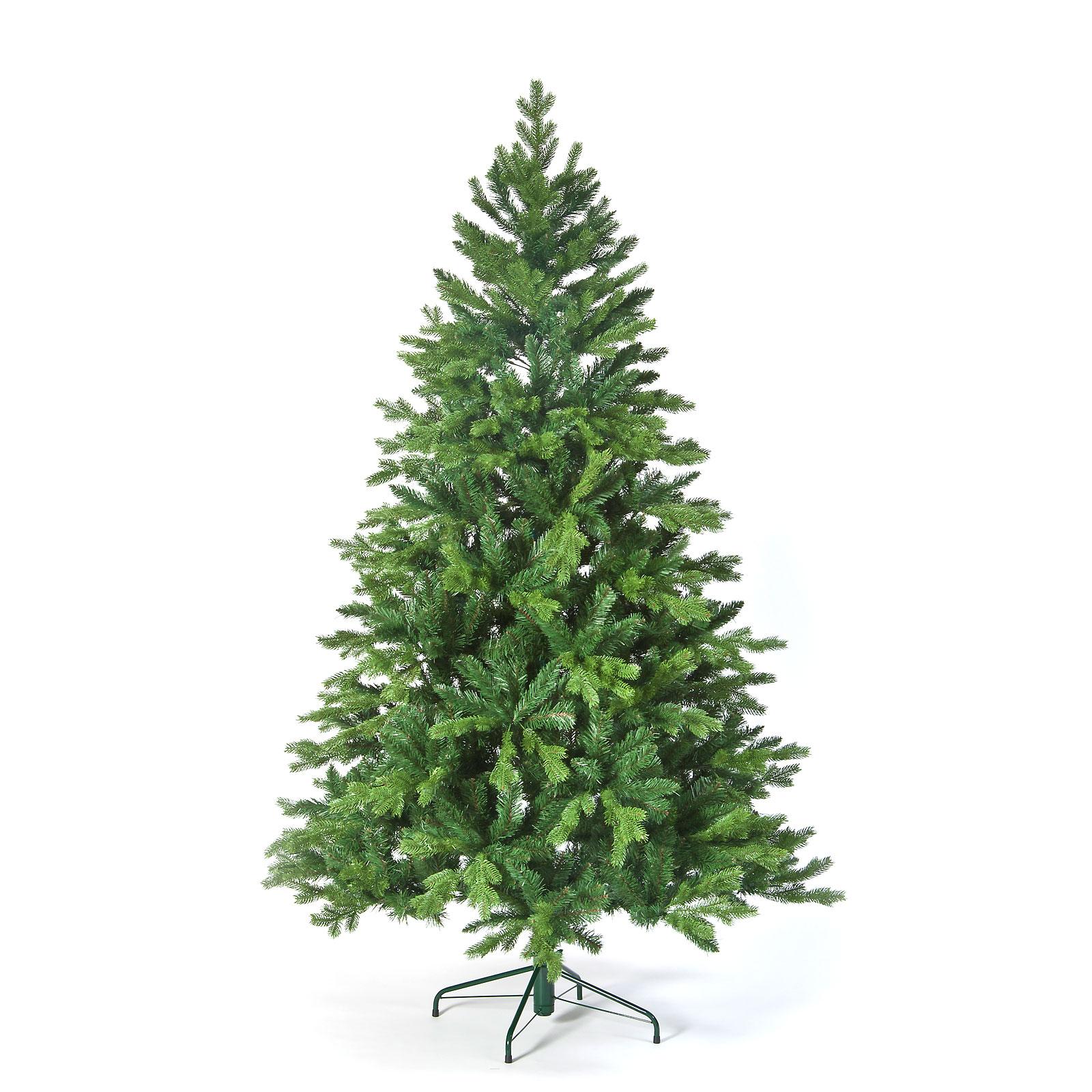 Pe Christmas Trees Uk: 150cm Coniferous Spruce Tree PE/395 Tips
