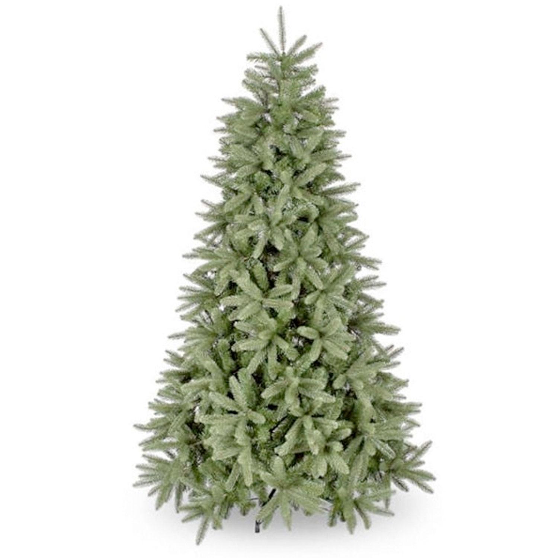 Pe Christmas Trees Uk: 150cm Louise Fir Green Hook-On PE W/691 Tips Instant Shape